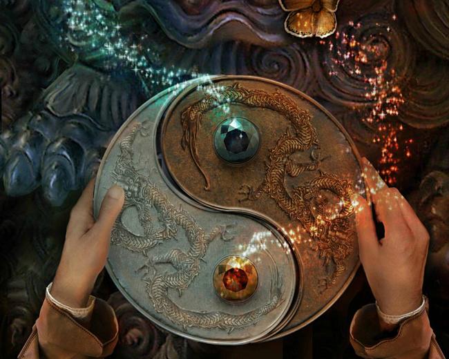 Как обучиться магии в домашних условиях видео